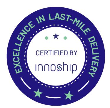 Innoship stamp